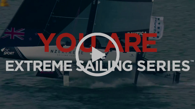 2017 Extreme Sailing Series™ Act 6, Cardiff: How to follow