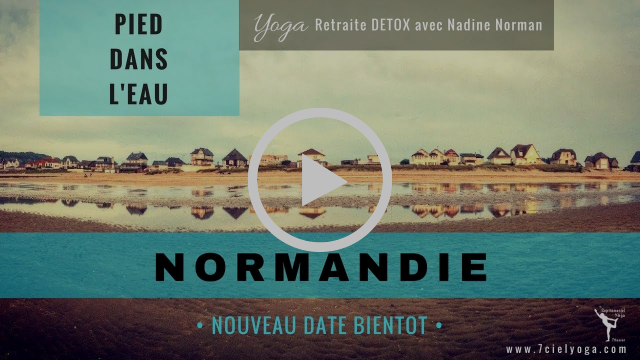 Voir le VIDEO Flyer : Retraite en Normandie