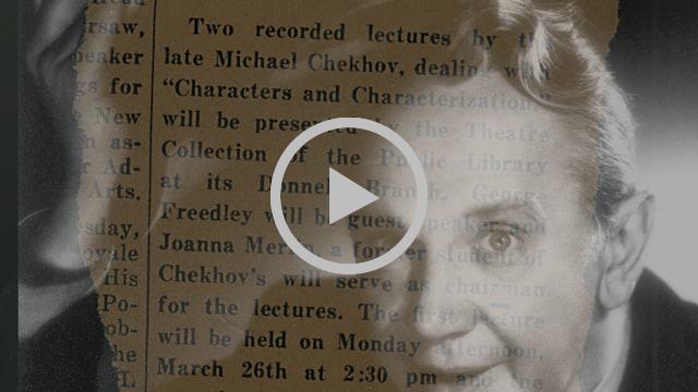 """Fundraiser for Michael Chekhov's """"Lessons for Teachers"""""""