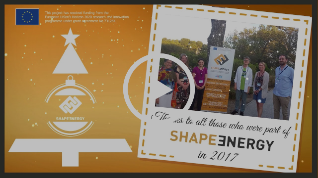 Season's greetings from SHAPE ENERGY