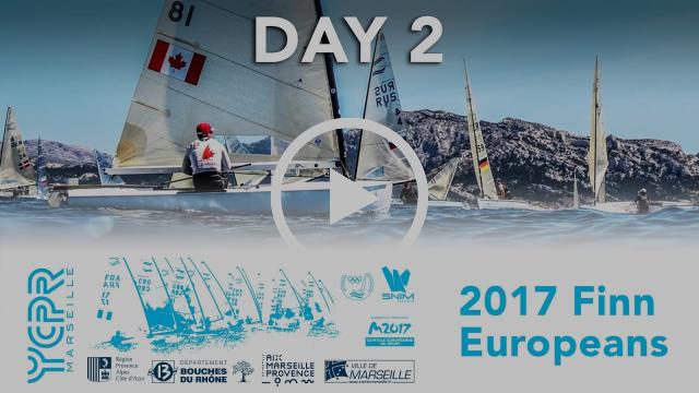 2017 Finn Euros - Day 2