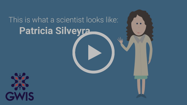 This is what a scientist looks like: Patricia Silveyra