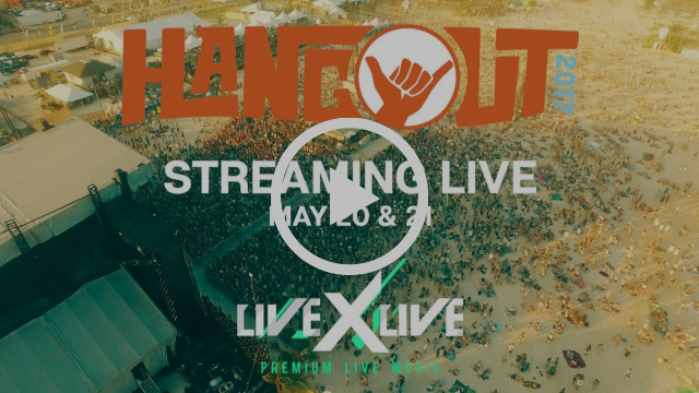 LiveXLive presents Hangout Music Festival 2017 Teaser