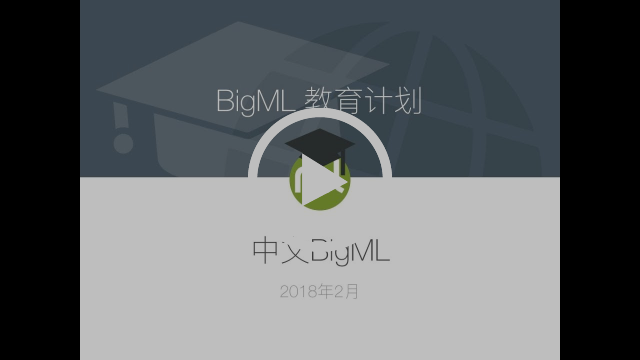 BigML in Chinese