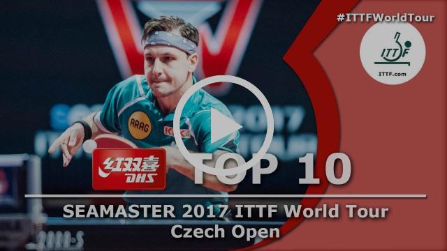 DHS ITTF Top 10 - 2017 Czech Open