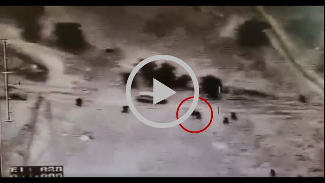 Israeli police video of Umm al-Hiran officers shooting local resident