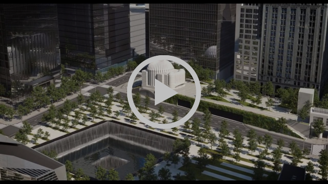 World Trade Center Liberty Park Living Wall - Project of the Week 1/30/17