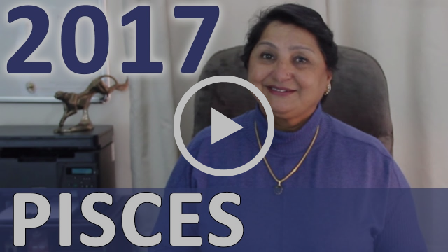 Pisces 2017 Horoscope Predictions : You Feel The Spiritual Influx, Success In Re-Invention