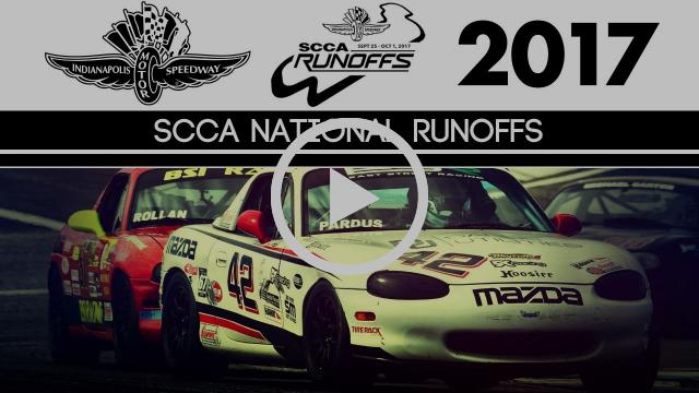2017 SCCA National Runoffs