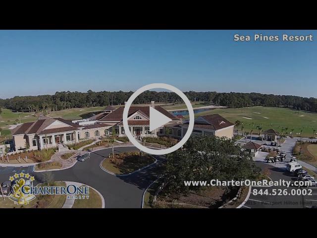 Sea Pines Real Estate - Hilton Head Island, SC -  Charter One Realty