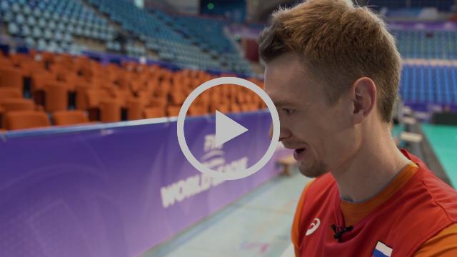 Maxim Zhigalov - Russia rebuilding for Tokyo  Olympics