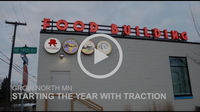 Grow North MN's event: Starting the Year with Traction