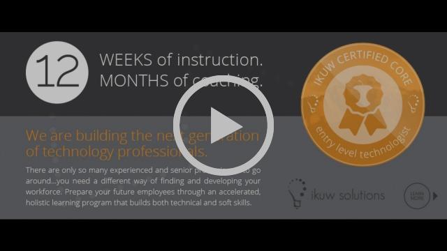 Apprentice Hive Code School - ikuw Solutions