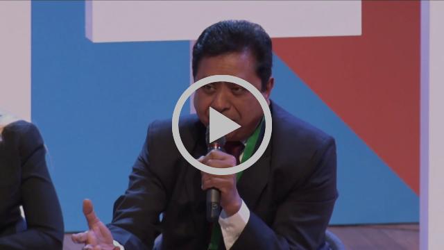 OGP CEO Sanjay Pradhan - Opening Remarks at #OGPArgentina