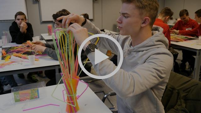 Hoe worden bijzondere machines gemaakt? | Grietje bij de Pioneer trainingsdag bij Festo
