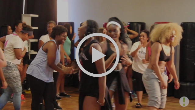 Twerk Classes at Inner Me Studios Houston