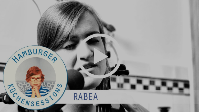 RABEA live @ Hamburger Küchensessions