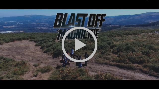 Blast Off - Magnicide (Official Video)