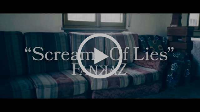 FANKAZ - Screams Of Lies feat. DAMN CITY (Official Video)
