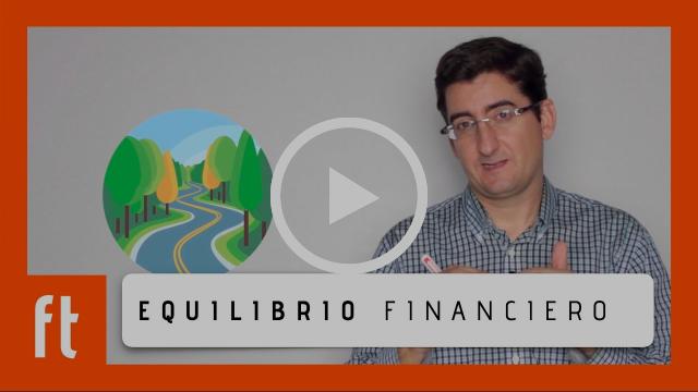 El equilibrio financiero
