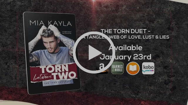 Torn Between Two by Mia Kayla