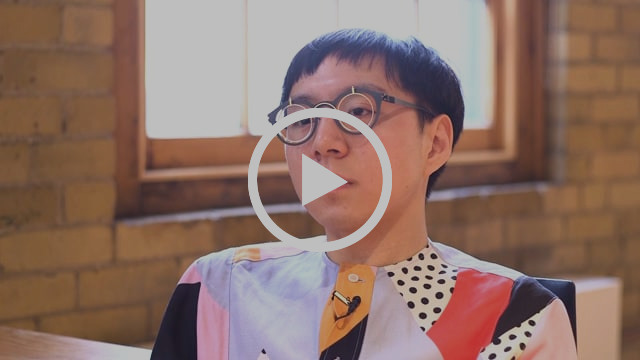 A video excerpt from the Oral Disability Histories project, with Sean Lee