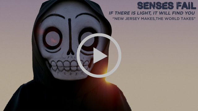 "Senses Fail ""New Jersey Makes, The World Takes"""
