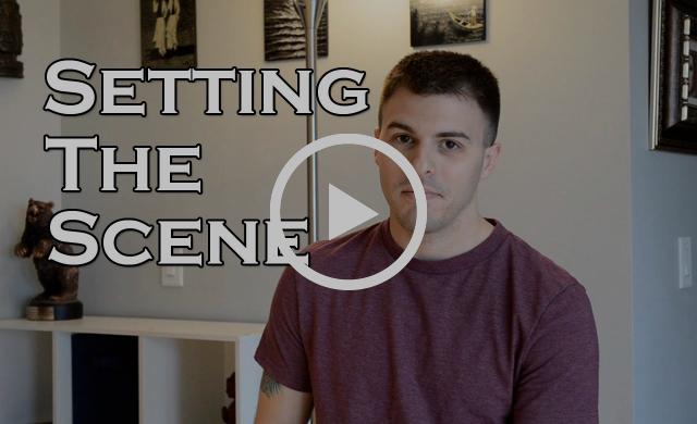 5 Steps to Setting the Scene in a Novel or Story   Trevor Schmidt