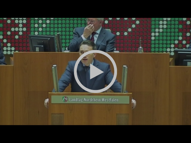 Stefan Kämmerling MdL | Rede im Landtag Nordrhein-Westfalen am 01.12.2016