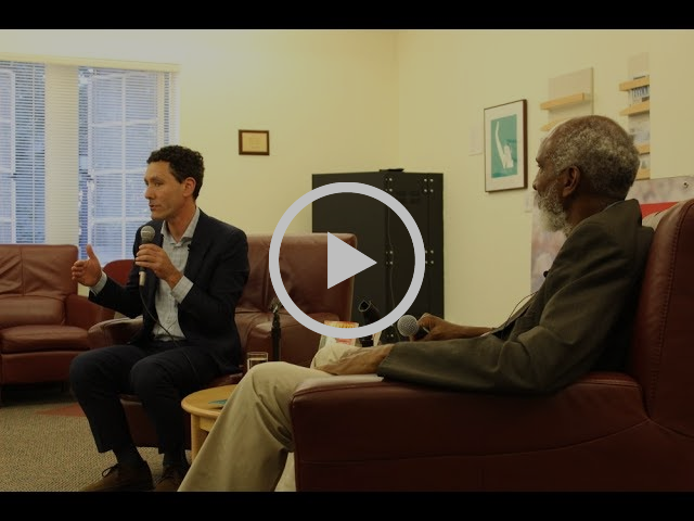 Gordon Whitman of PICO in conversation with Haas Institute's john a. powell