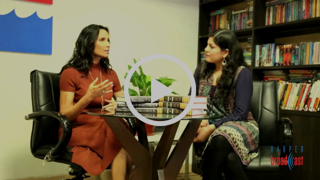 Padma Lakshmi in conversation with Amrita Tripathi