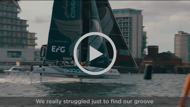 Extreme Sailing Series™ Act 6, Cardiff: Highlights