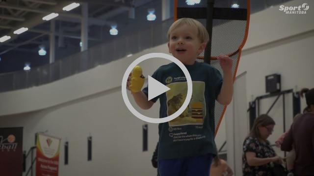 Sport Manitoba Game Day 2019
