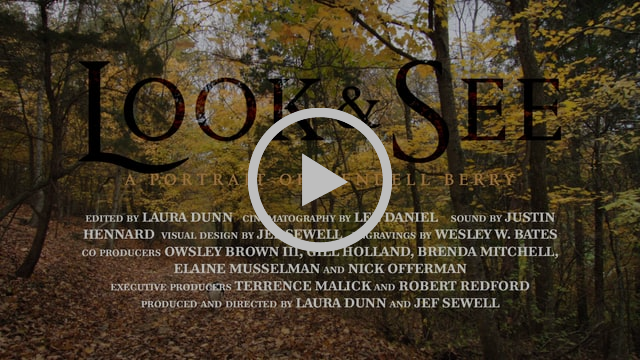 Look & See: A Portrait of Wendell Berry Trailer