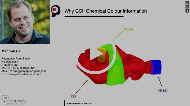 170321 23 Perception STUDIO 1st Chemical Colour Imaging tool