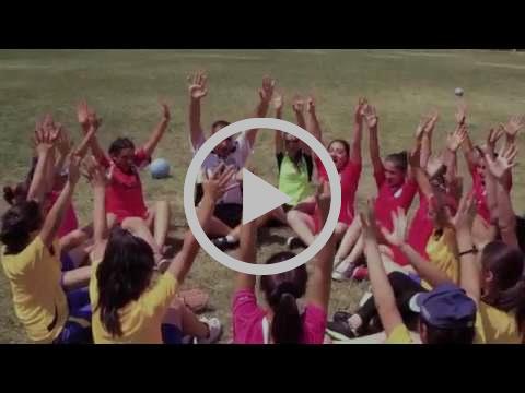 AGBU's BRIDGE for CSOs programme: Empowering Girls through Soccer