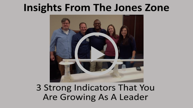 3 Strong Indicators That You Are Growing As A Leader