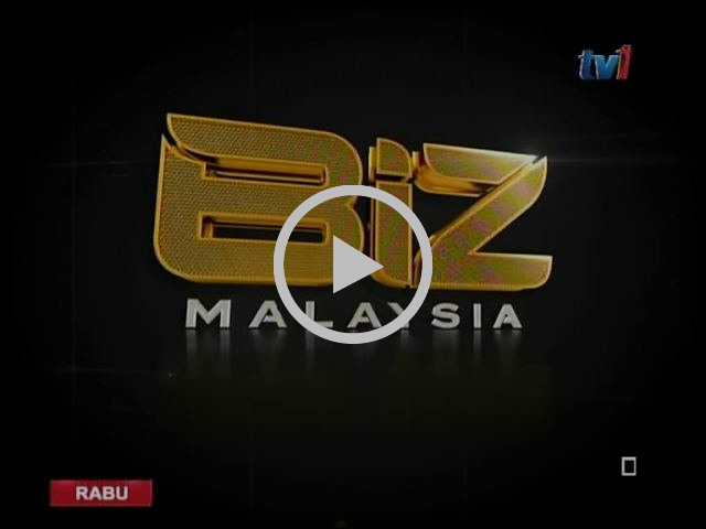 20160518 TV1 Program Biz Malaysia 6 00pm I Eksport Brahims Sumbang I Brahim's New Product Launch