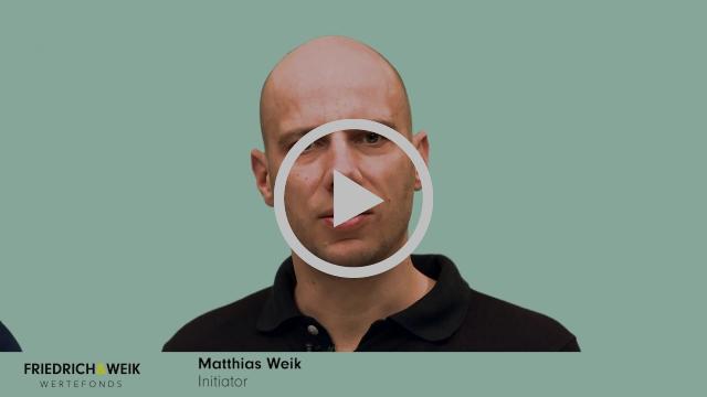 Friedrich & Weik Wertefonds – Initiatoren: Friedrich & Weik Vermögenssicherung