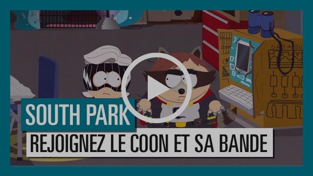 South Park : l'Annale du Destin - Choisissez votre camp, rejoignez le Coon et sa bande [OFFICIEL]
