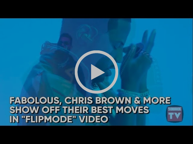 "Fabolous, Chris Brown & More Show Off Best Moves in ""FLIPMODE"" 