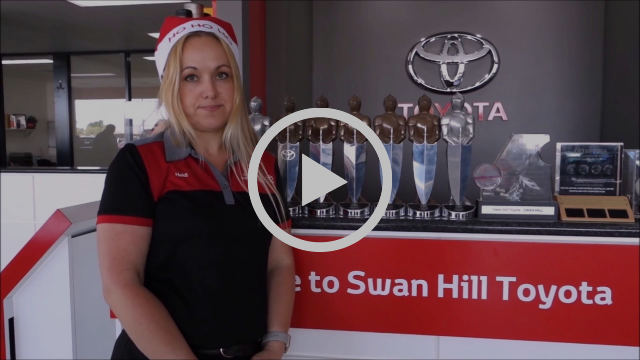 Swan Hill & Kerang Toyota - The meaning of Christmas