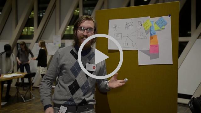 Innovation Day for students at Karolinska Institutet