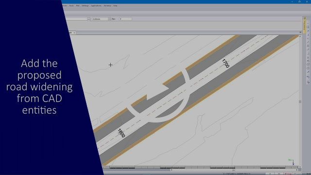 Civil Designer Software: Road Rehabilitation