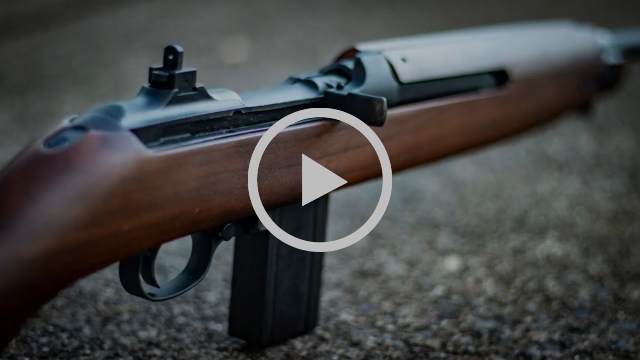Auto Ordnance M1 Carbine Review