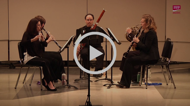 Faculty Woodwind Quintet - DORFF Cape May Breezes