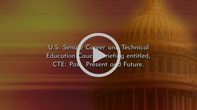 Career and Technical Education: Past, Present and Future
