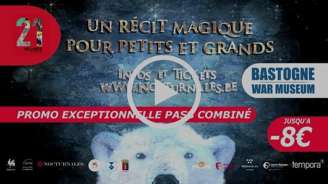 Noël des Cathédrales Spot publicitaire 2016 Combiné