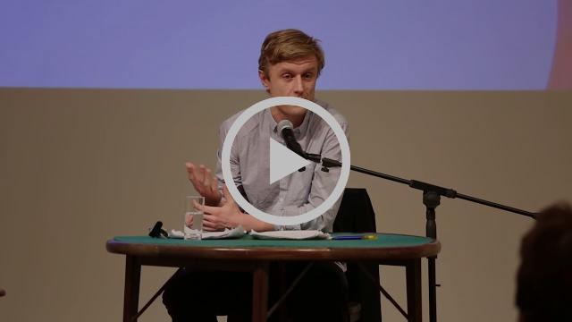 Beyond the Obvious Cultural Agora | Keynote speech by Vasyl Cherepanyn