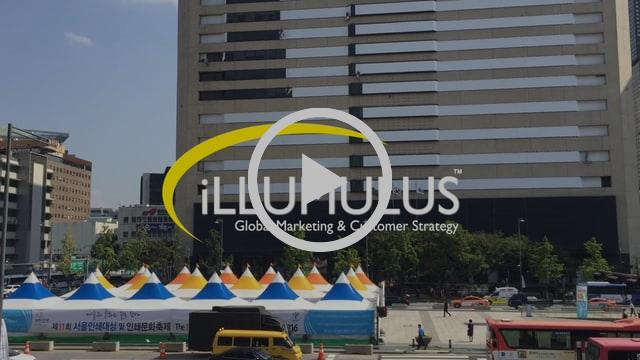광화문 Seoul, South Korea Global Marketing